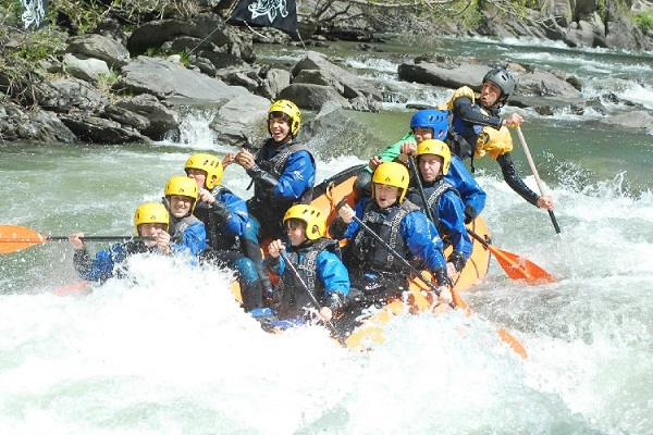 Canyoning & Rafting in Valencia