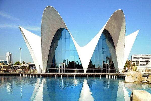 Oceanographic Valencia